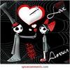 Валентинка - открытка ко дню святого Валентина 0116.gif