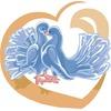 Валентинка - открытка ко дню святого Валентина 0189.jpg