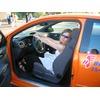 Ирина за рулем