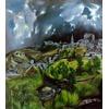 Вид  Толедо.Эль Греко