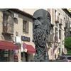 Голова мин.финансов Самуэля Халеви.Успешно вёл дела и скопив денег, построил самую большую синагогу, за что поплатился( по указу короля) головой.