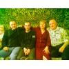 Герун  с  женой  Ольгой  и  старшими  сыновьями - Димой  и  Сашей