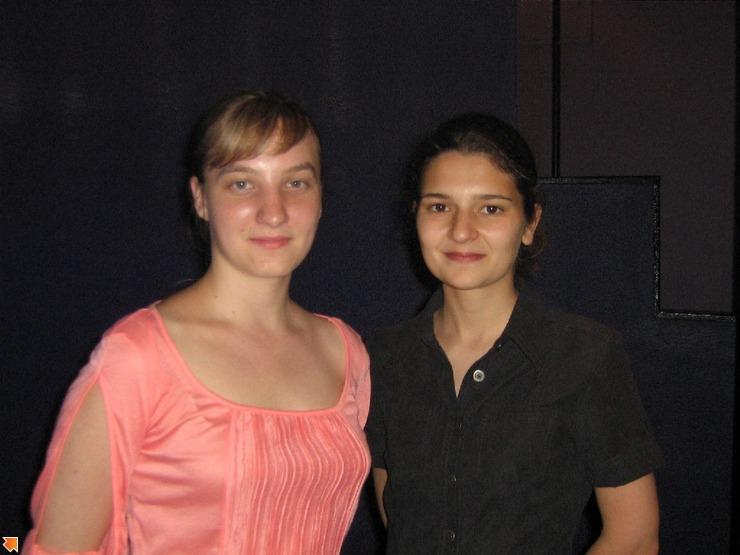 Женька и Ренатка