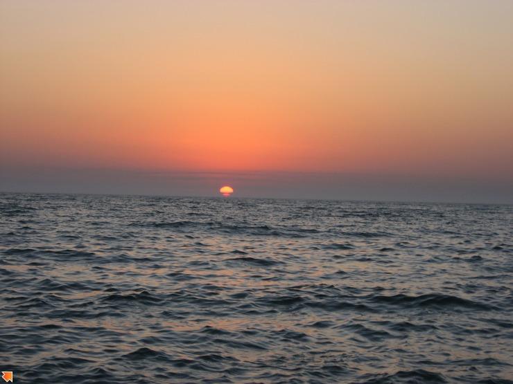 Море... море