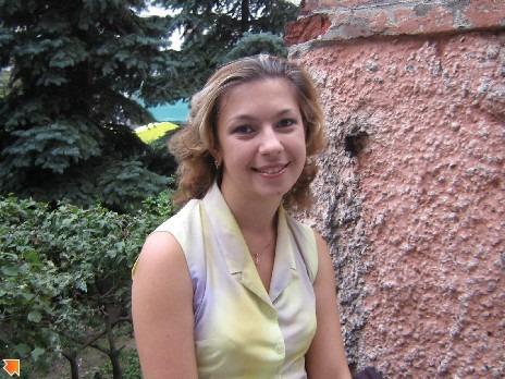Лена Клусова
