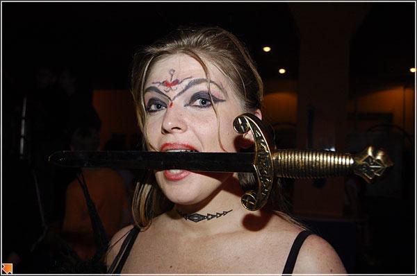 Хэллоуин 2005 Матрица