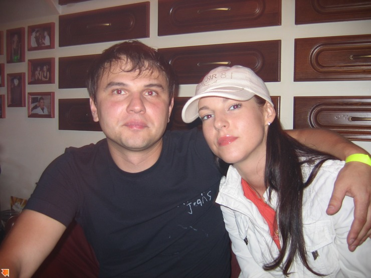 Наташа и Дэн