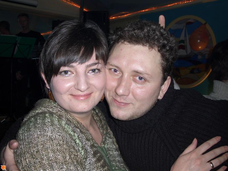 Катя и Сережа )