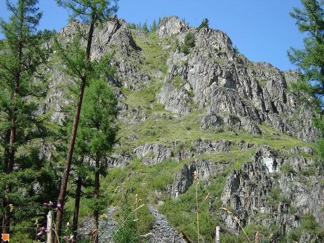 еще горы