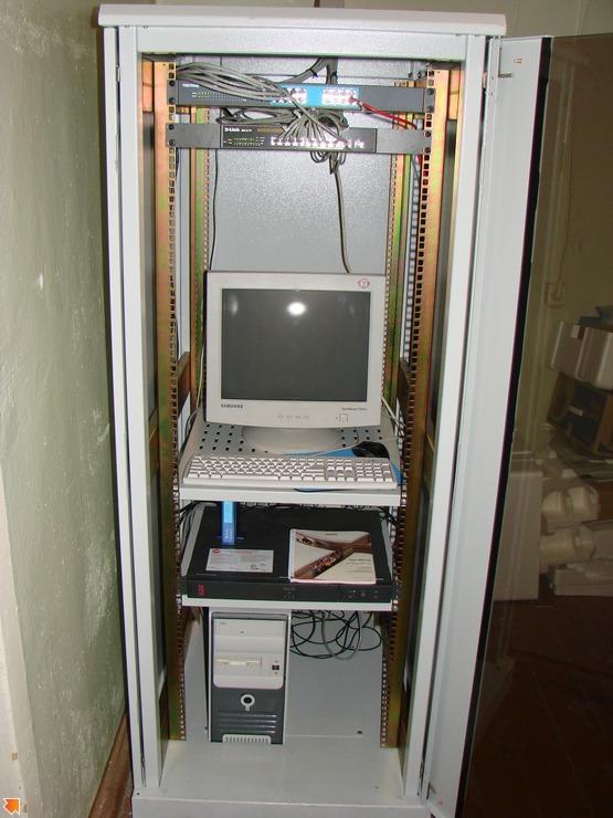 Учебный сервер ВГИПУ