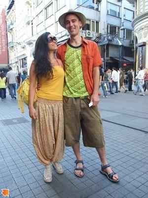 Стамбул - street style