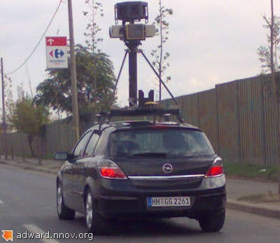 google-street-view-car-bucharest