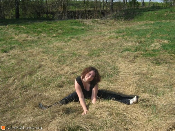 В жизни всегда есть широкое поле для деятельности, но иногда хочется маленькой полянки для отдыха..jpg