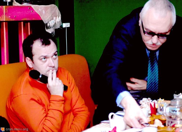 Илья Осипов, Игорь Чурдалев