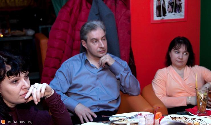Владимир Каташев и сообщество Форума Развития Человека