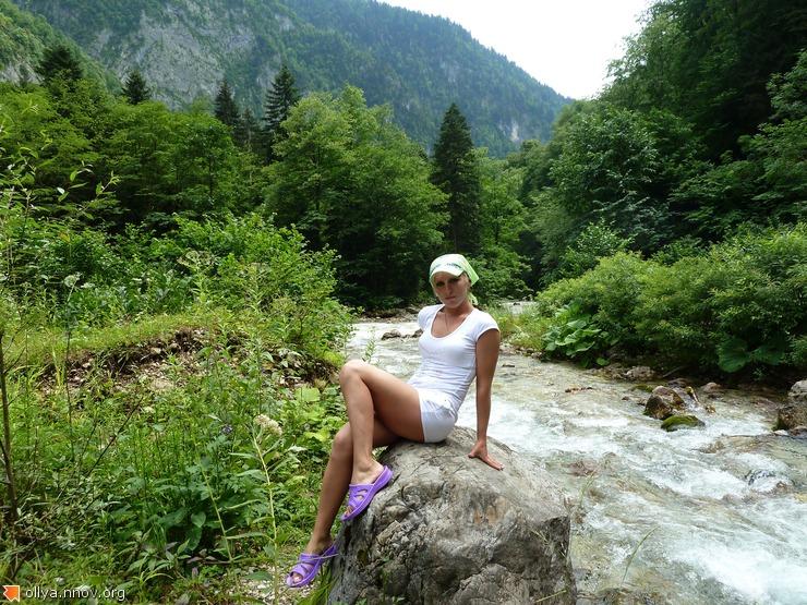 Горная река.JPG