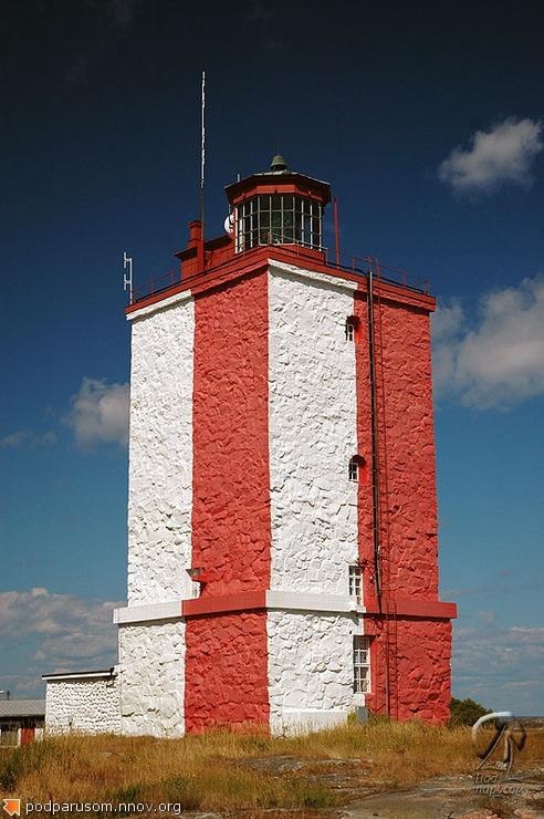 Финский маяк