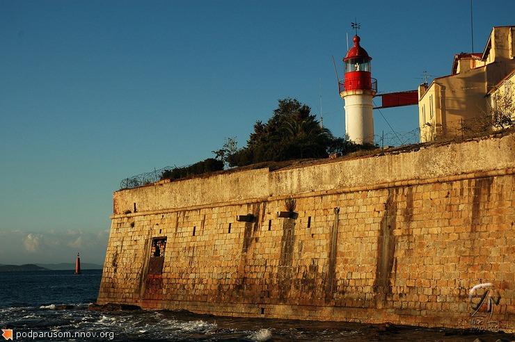 Крепость Аяччо