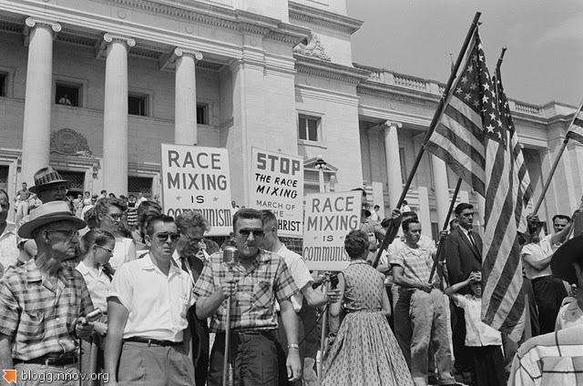 Демократия и смешение рас