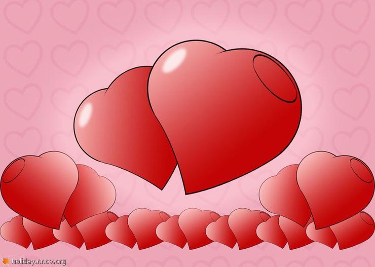 Валентинка - открытка ко дню святого Валентина 0028.jpg