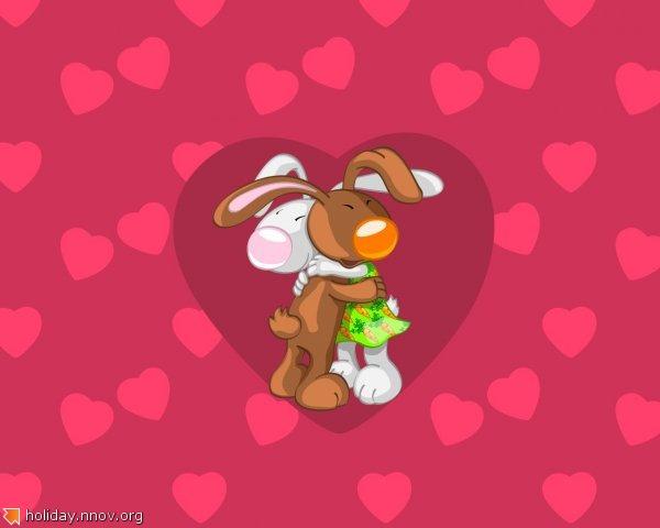 Валентинка - открытка ко дню святого Валентина 0160.jpg
