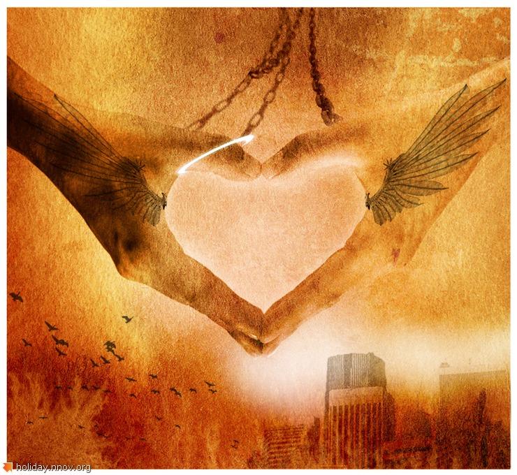 Валентинка - открытка ко дню святого Валентина 0166.jpg