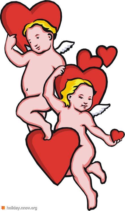 Валентинка - открытка ко дню святого Валентина 0183.jpg