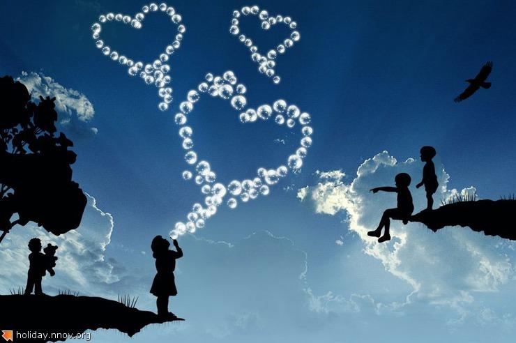 Валентинка - открытка ко дню святого Валентина 0186.jpg