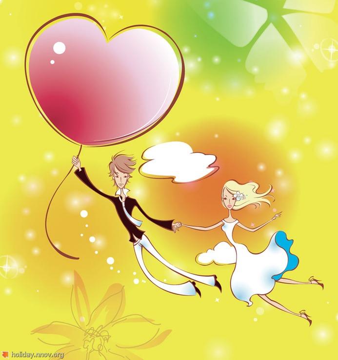Валентинка - открытка ко дню святого Валентина 0193.jpg
