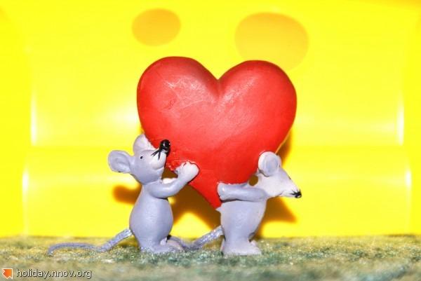 Валентинка - открытка ко дню святого Валентина 0199.jpg