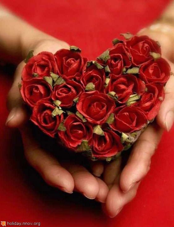 Валентинка - открытка ко дню святого Валентина 0206.jpg