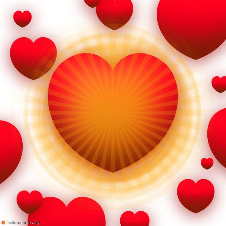 Валентинка - открытка ко дню святого Валентина 0175.jpg