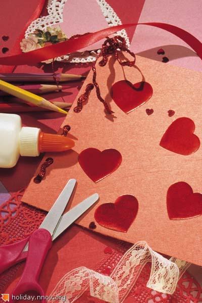 Валентинка - открытка ко дню святого Валентина 0177.jpg