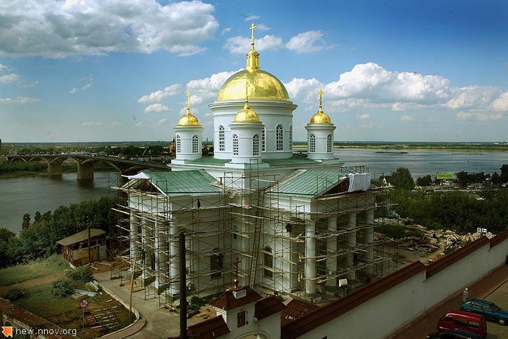 Вид Нижнего Новгорода с высоты птичьего полета.jpg