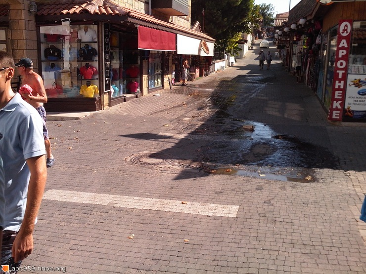 ул.Sarmasik sokak,Сиде,рядом с Мiami Beach Hotel.