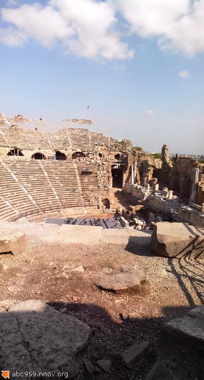 Театр Сиде
