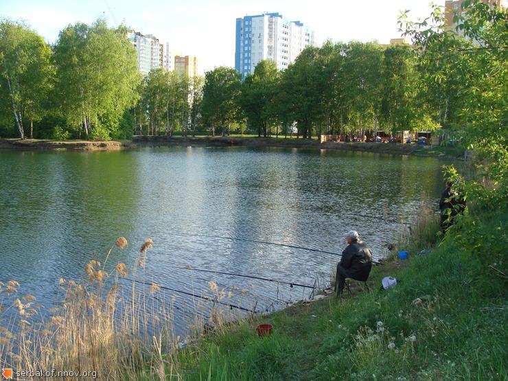 Рыбалка у