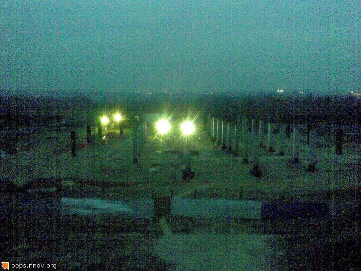 Строительство Борской станции канатной дороги