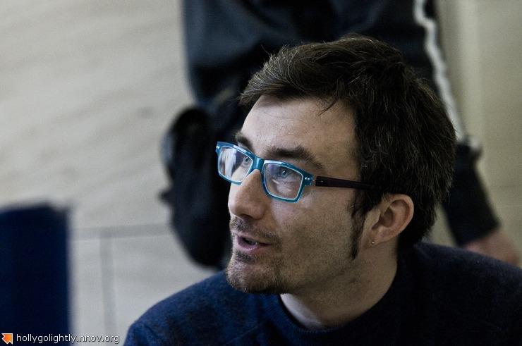 режиссер Серджо Бассо.JPG