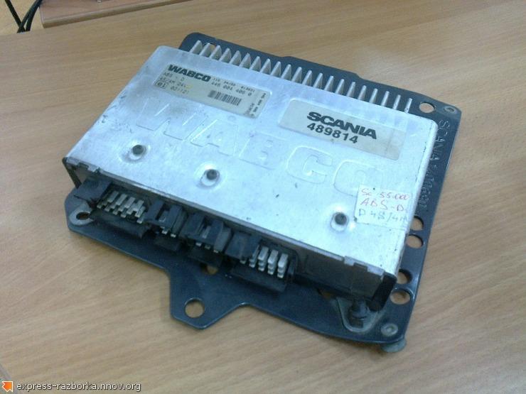 оф.0116 Блок управления ABS Скания 489814, 4460044060.jpg