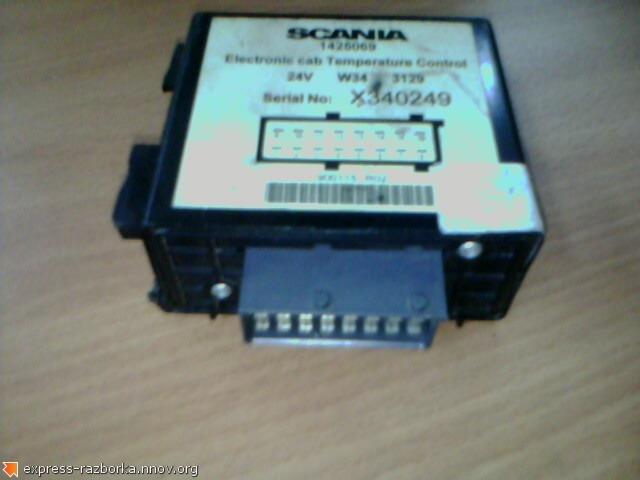 оф.0134 Блок электронный Скания 1425069.jpg