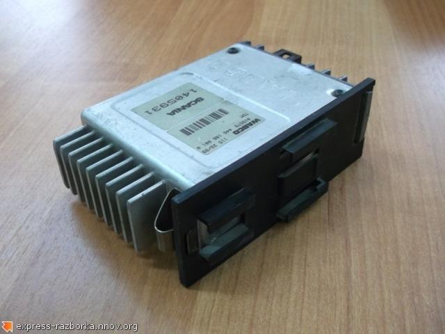 оф.0139 Блок электронный Scania 1405931 4461860010.jpg
