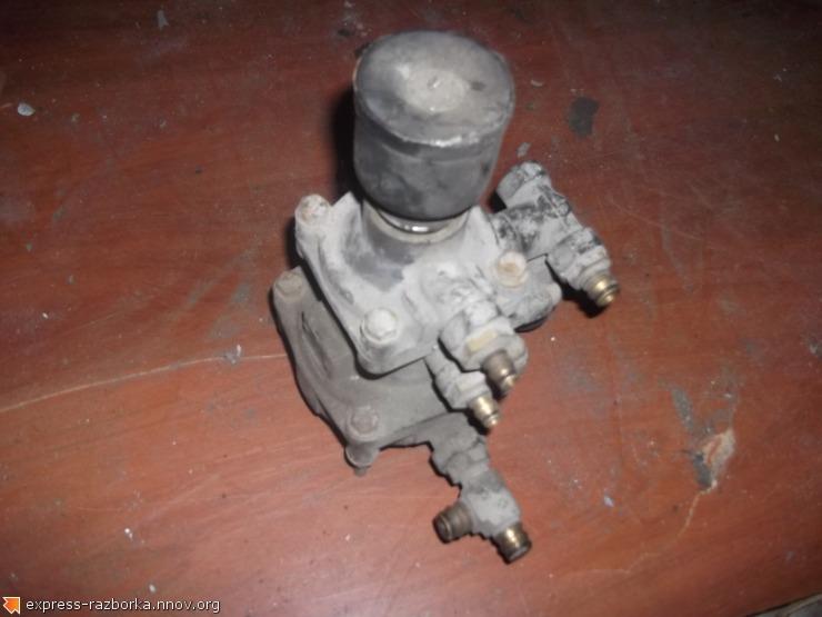2875 Кран управления тормозами прицепа 0481061219 MAN.JPG