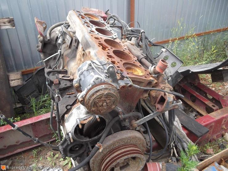 5999 Двигатель MACK 430 Renault Magnum Рено Магнум.JPG