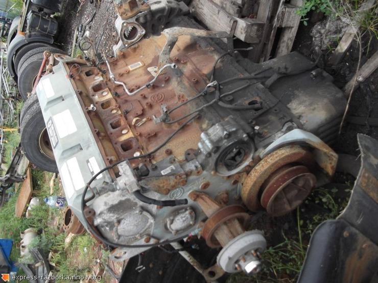 5998 двигатель Detroit Diesel 14 на запчасти.JPG