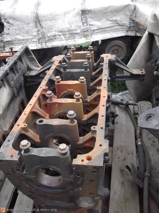 5992 Блок двигателя 61318964 Iveco Magirus 8460.41N Ивеко.JPG