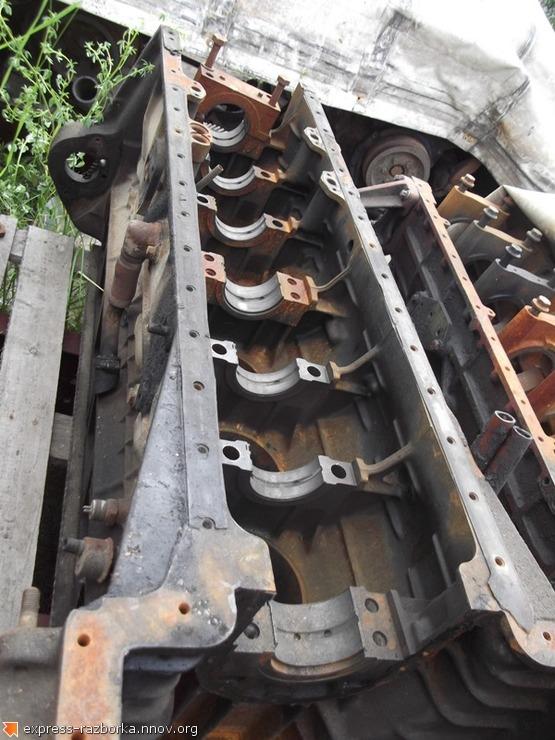 5991 Блок двигателя  рено мажор магнум.JPG