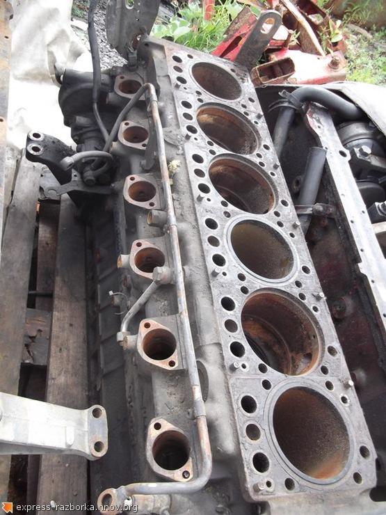 5980 Блок двигателя 4570110701 двиг. OM457 Mercedes Axor Мерседес Аксор.JPG