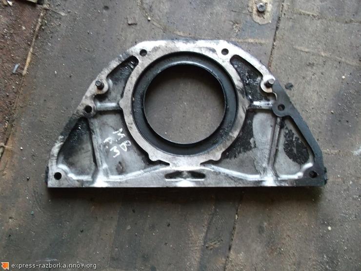 10369 Крышка плиты двигателя 51015013035 Mercedes Benz OM 501, 421, 441, 422, 457  MAN F902000 D2866, D2876, D2865.jpg