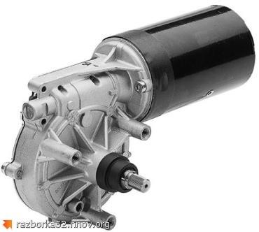 Моторчик стеклоочистителей Scania 4, 1858661, 1392755